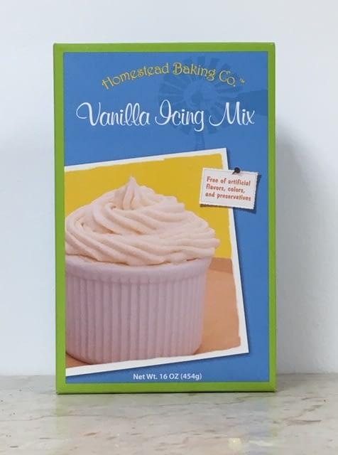 HBC Vanilla Icing Mix